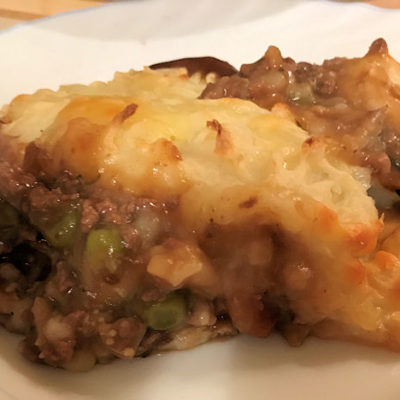 STGTBT Recipe Challenge: Shepherd's Pie