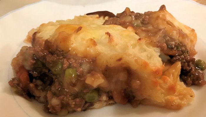 STGTBT Recipe Challenge: Shepherd's Pie